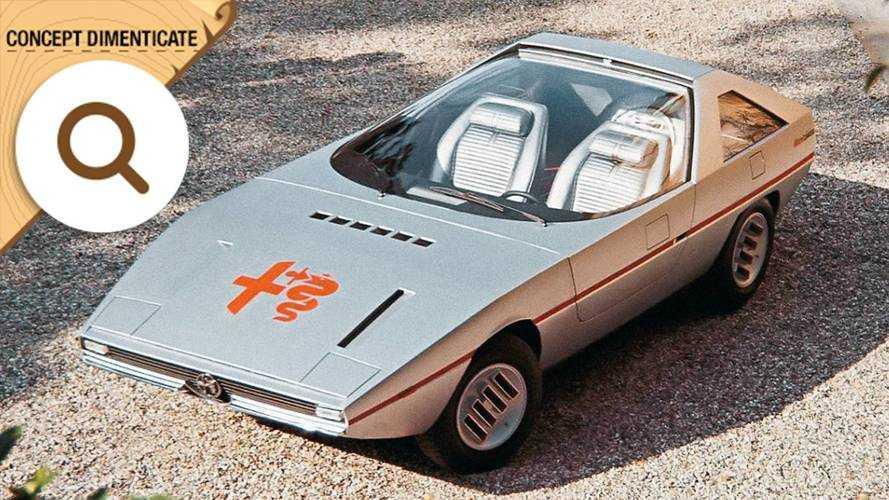 Alfa Romeo Caimano, la berlina diventa icona di stile