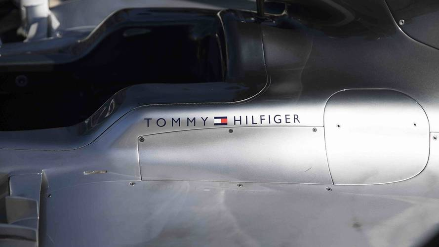 Mercedes F1 Announces Tommy Hilfiger Sponsorship Deal