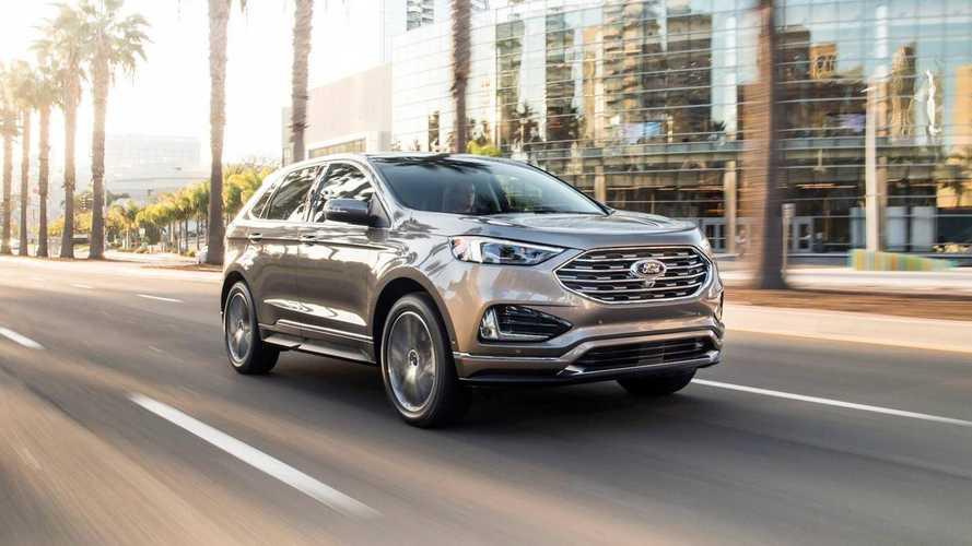 Ford Edge için Titanium Elite paketi geliyor