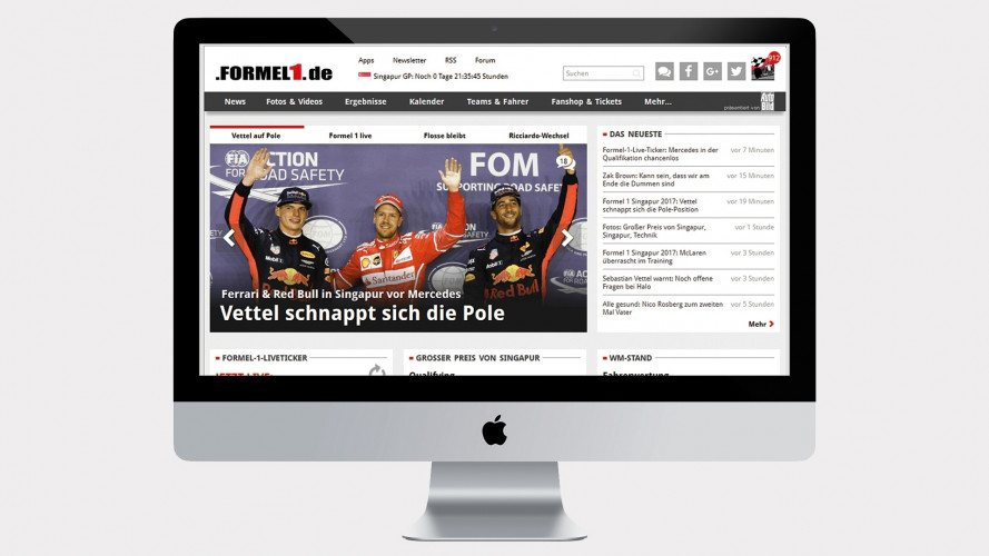 Motorsport Network amplia la presenza in Germania