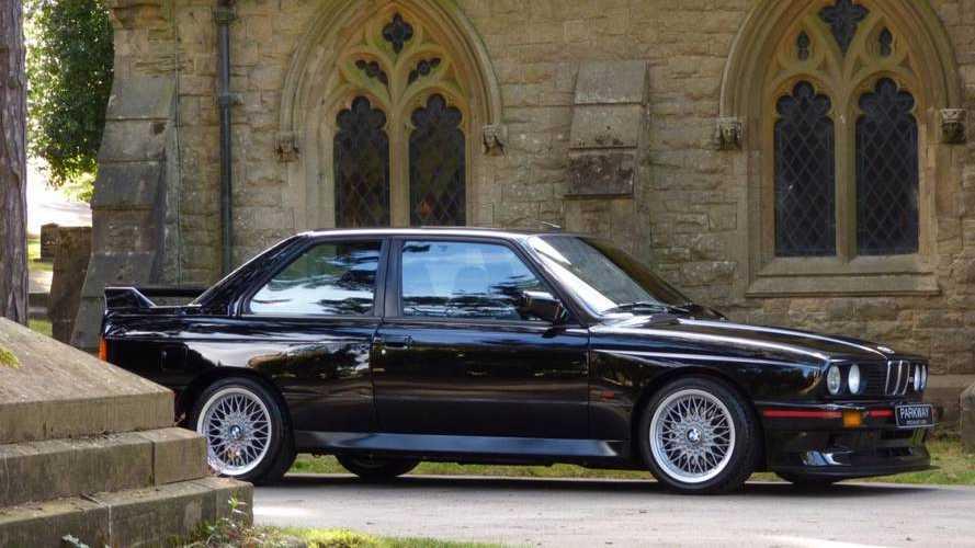 ¿Tienes 163.500 euros? Entonces, este magnífico BMW M3 E30 puede ser tuyo