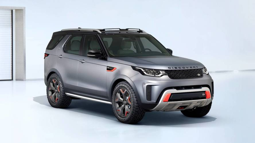 Land Rover Discovery SVX Dead Before Arrival
