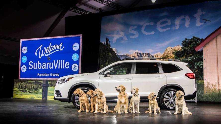 2019 Subaru Ascent 8 kişilik oturma düzeniyle geldi