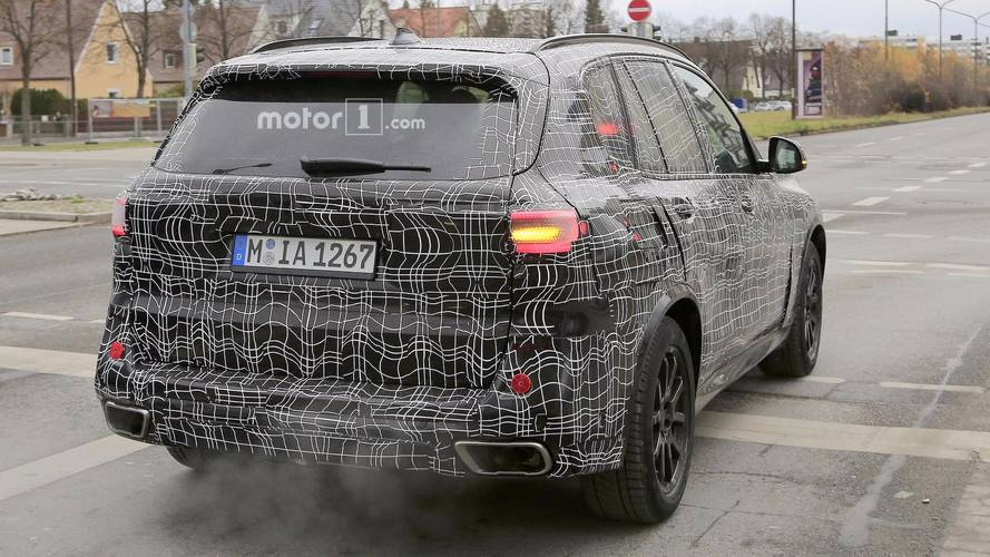 Le nouveau BMW X5 M offrira pas moins de 600 ch