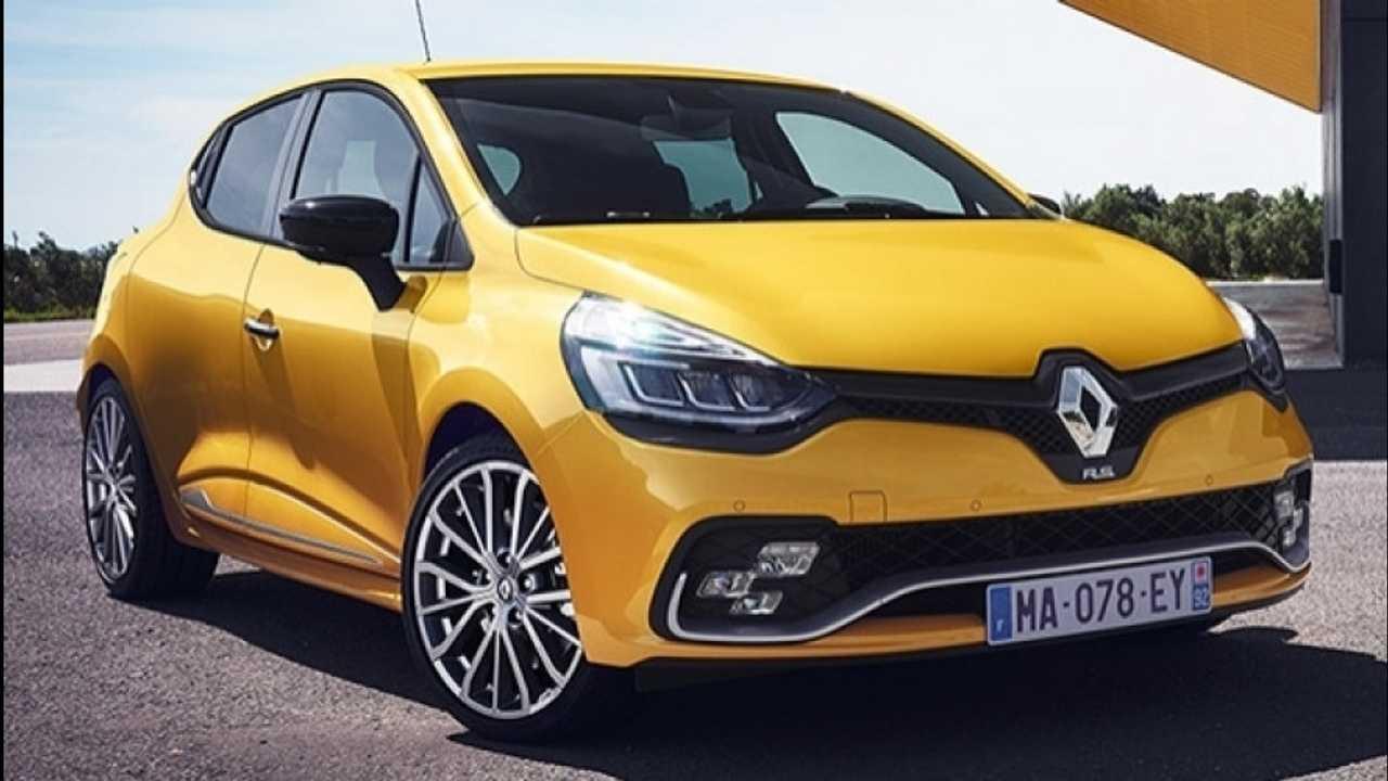 [Copertina] - Renault Clio R.S. restyling, luci a LED a scarico Akrapovič