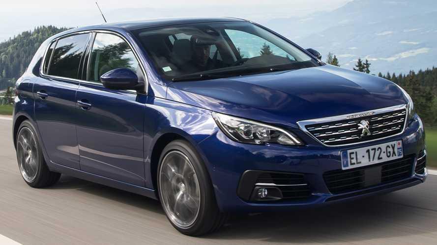 Peugeot 308 restyling, il listino prezzi parte da 18.970 euro