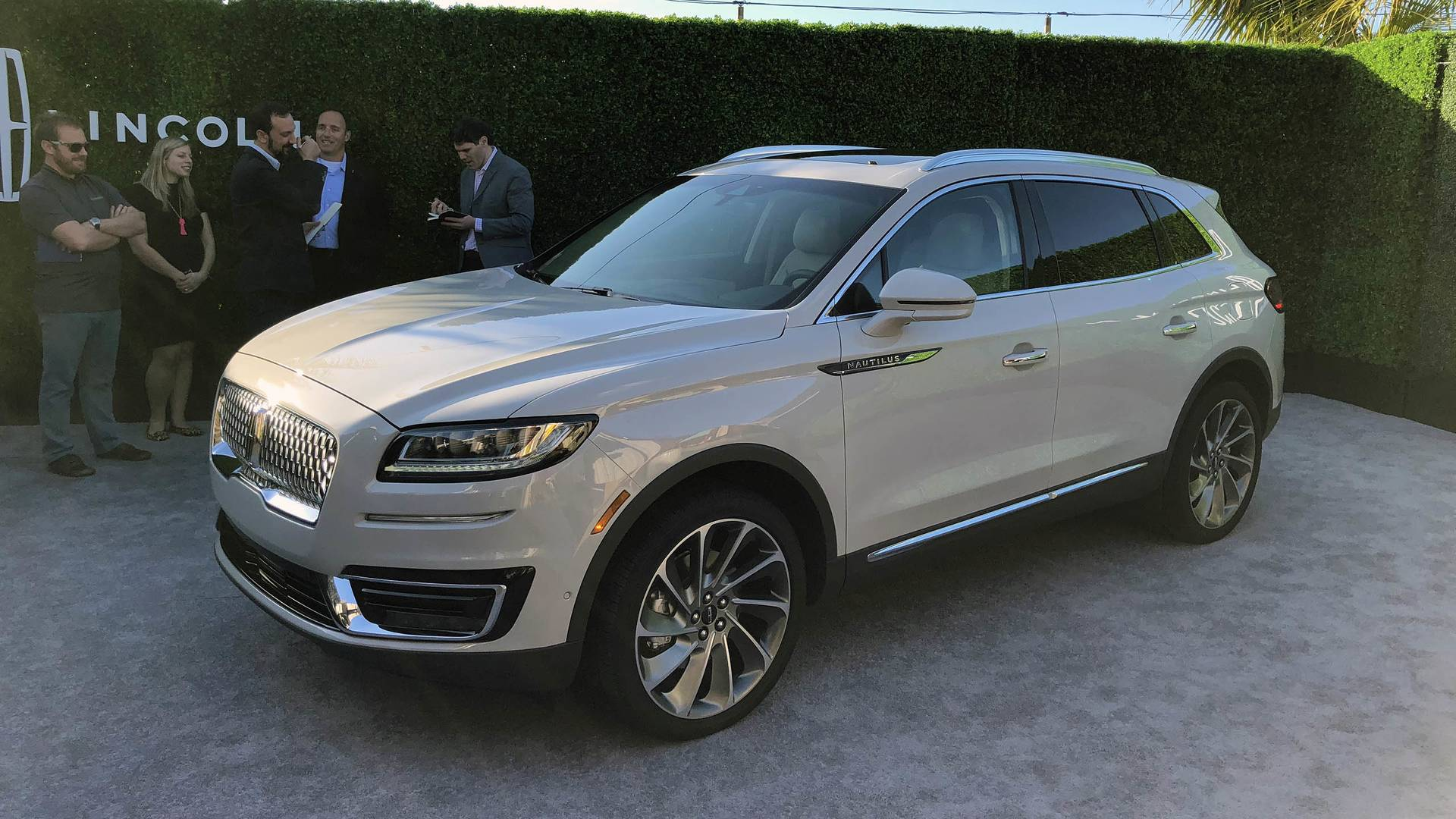 2019 Lincoln MKX: New Name, New Styling, Tech, Interior And Updated Powertrains >> 2019 Lincoln Nautilus Picks Up Where Mkx Left Off