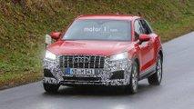 Audi SQ2 kémfotók