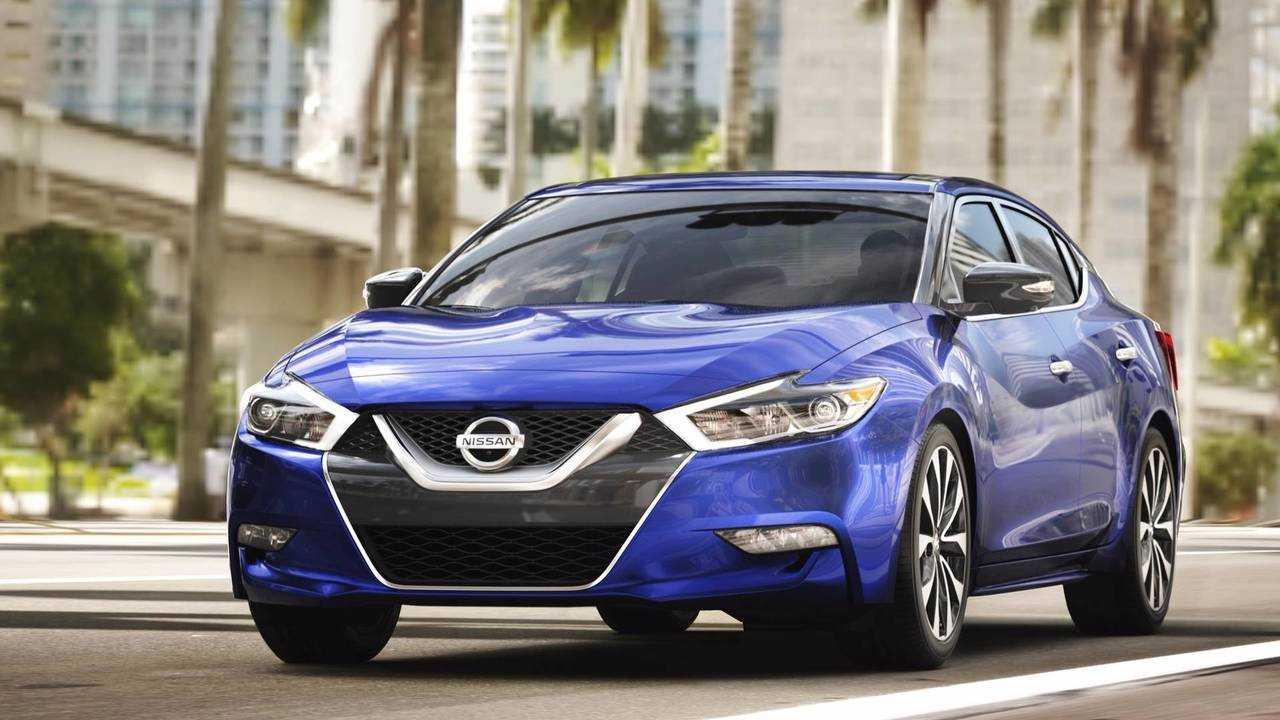 14. Nissan Maxima