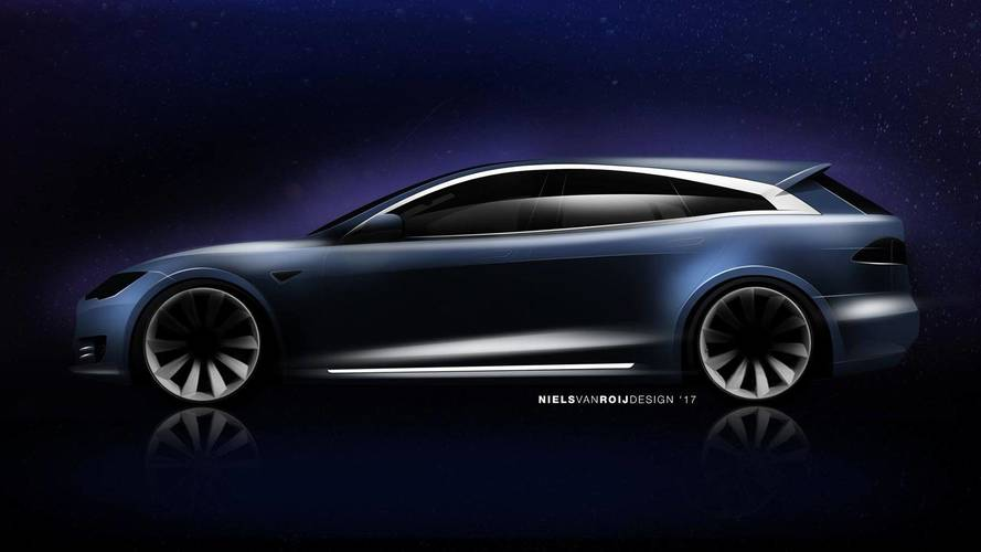 Tesla Model S Shooting Brake set for March launch
