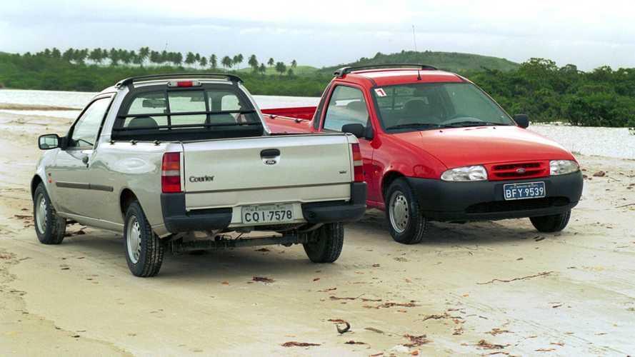 #TBT Motor1 - Há 20 anos, nascia a Ford Courier, picape do Fiesta