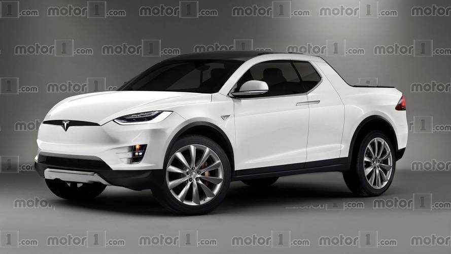 Hatüléses kialakítással jön a Tesla óriási pickupja