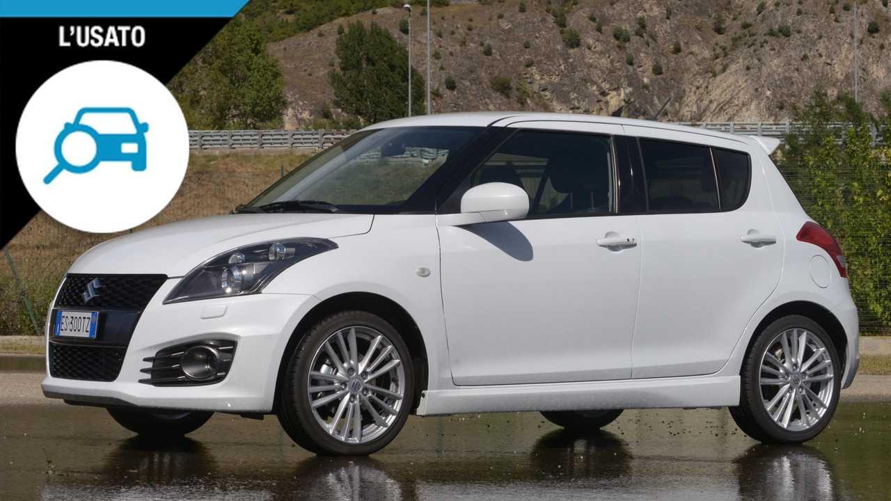 [Copertina] - Suzuki Swift Sport, le poche usate a meno di 10.000 euro