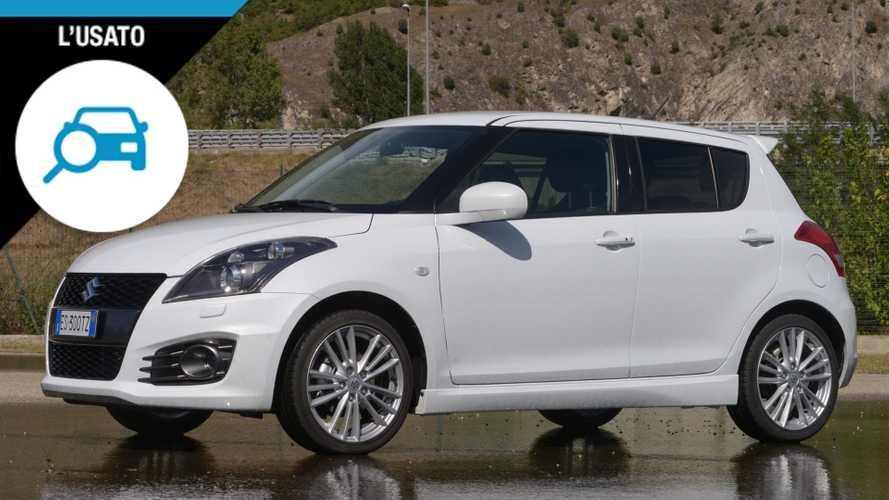 Suzuki Swift Sport, le poche usate a meno di 10.000 euro