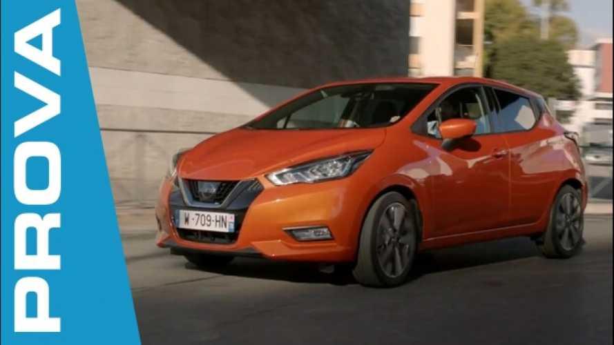 [Copertina] - Nissan Micra, quando la tecnologia di bordo aiuta in città