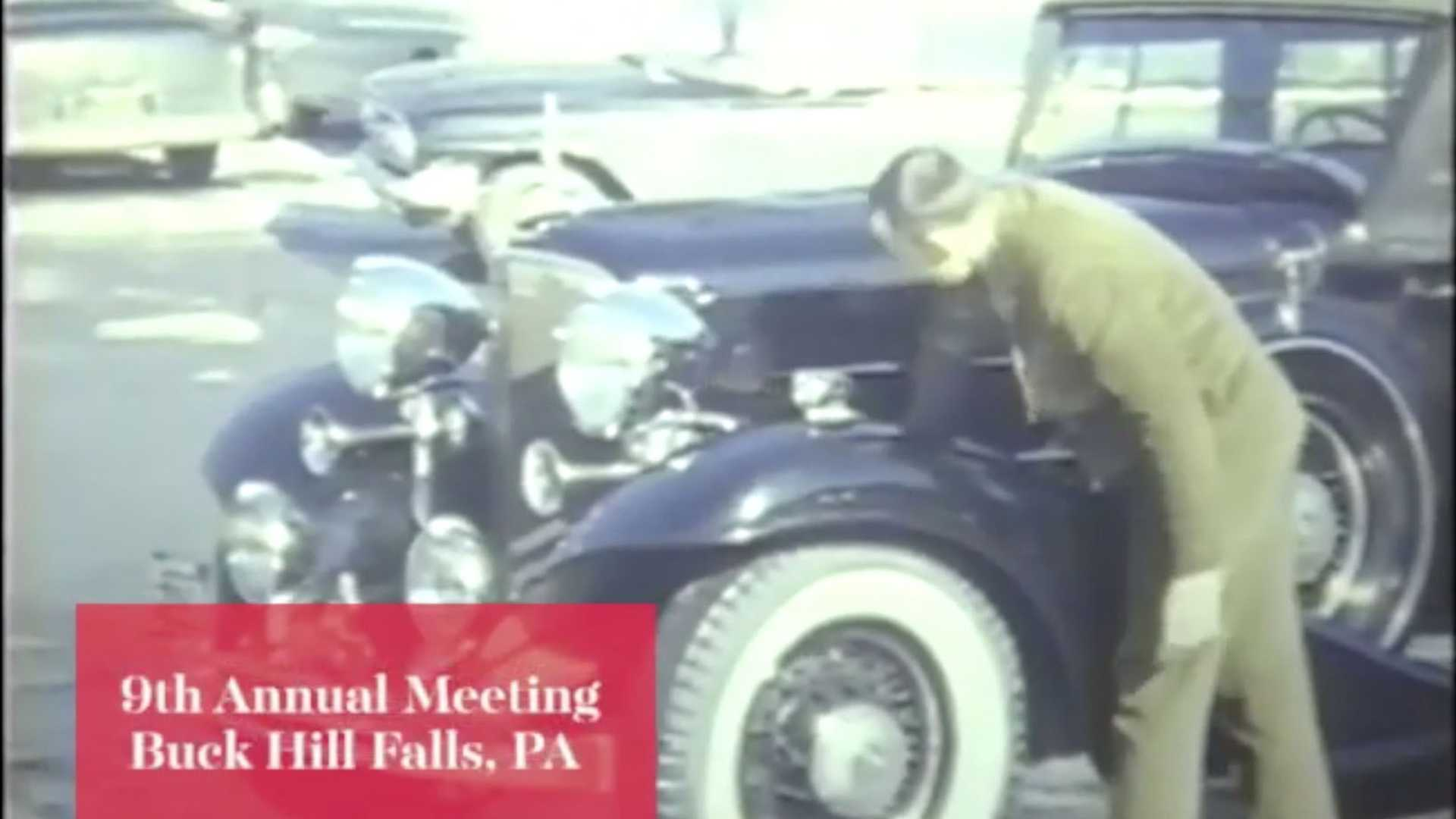 """[""""Take A Video Tour With The CCCA At Buck Hills Falls""""]"""