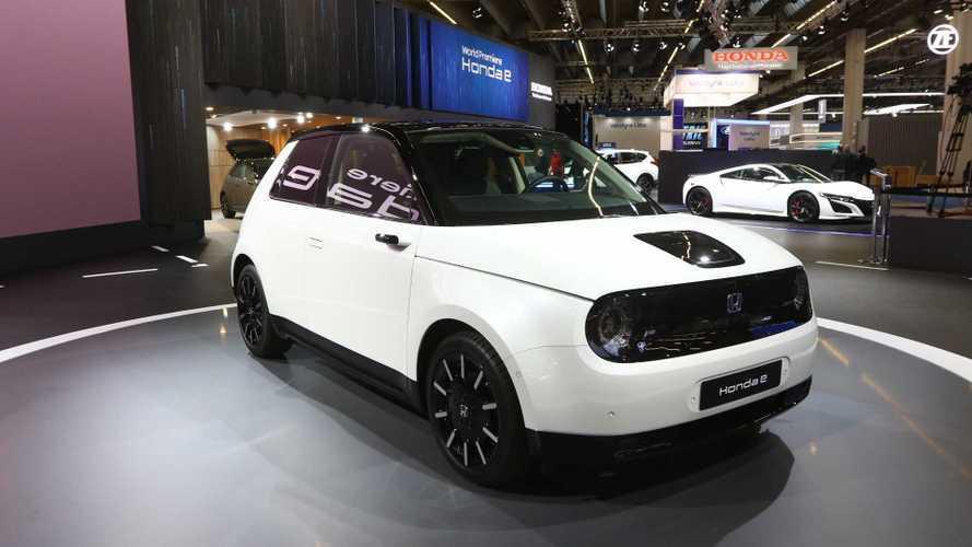 Honda veut accélérer sur l'électrique