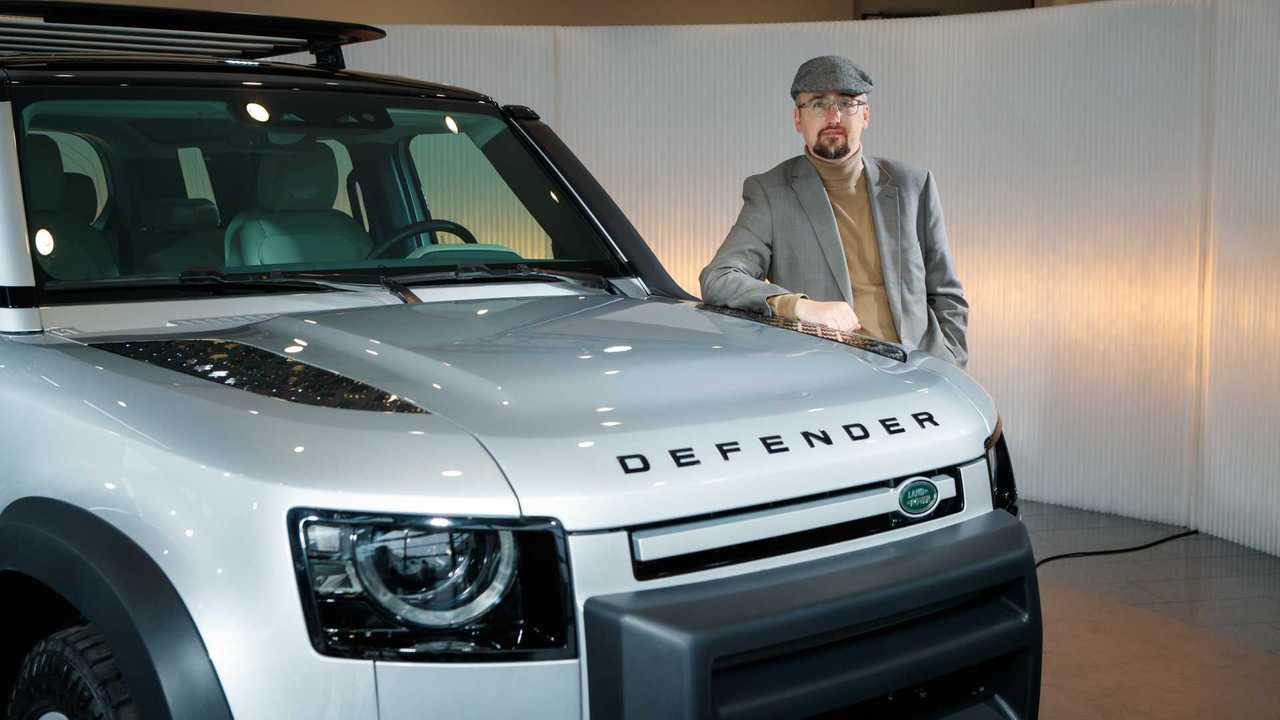 Land Rover Defender (2019) im Erstkontakt