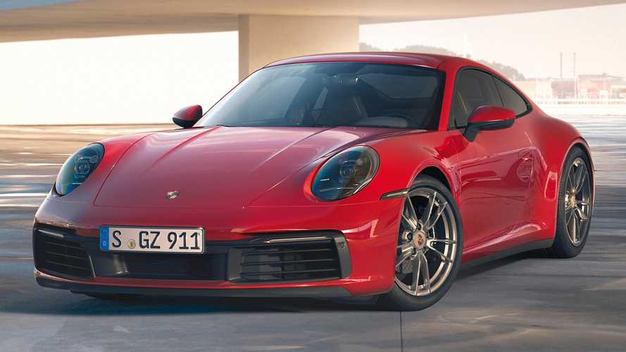 Porsche Was The Most Financed Premium Brand In 2019 In U.K.