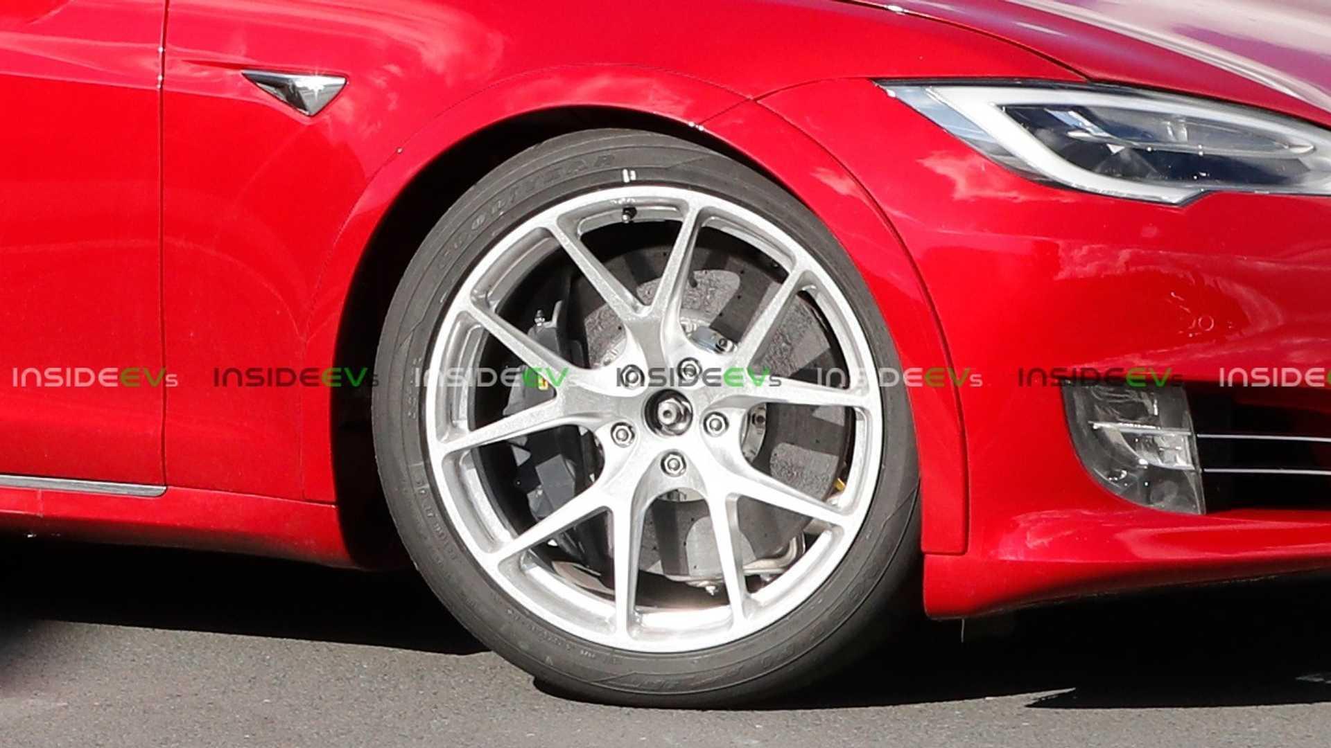 Tesla Model S MOD / Plaid 43