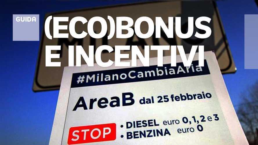 Ecobonus, la Regione Lombardia rilancia