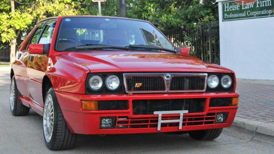 Mopar Recreates Bumpers For Lancia Delta Integrale Evo