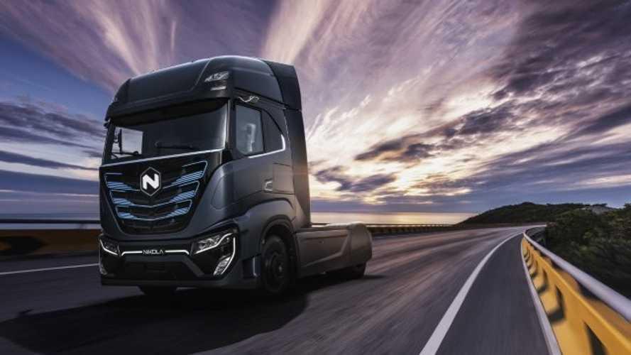CNH Industrial e Nikola, ecco l'alleanza per il camion a idrogeno