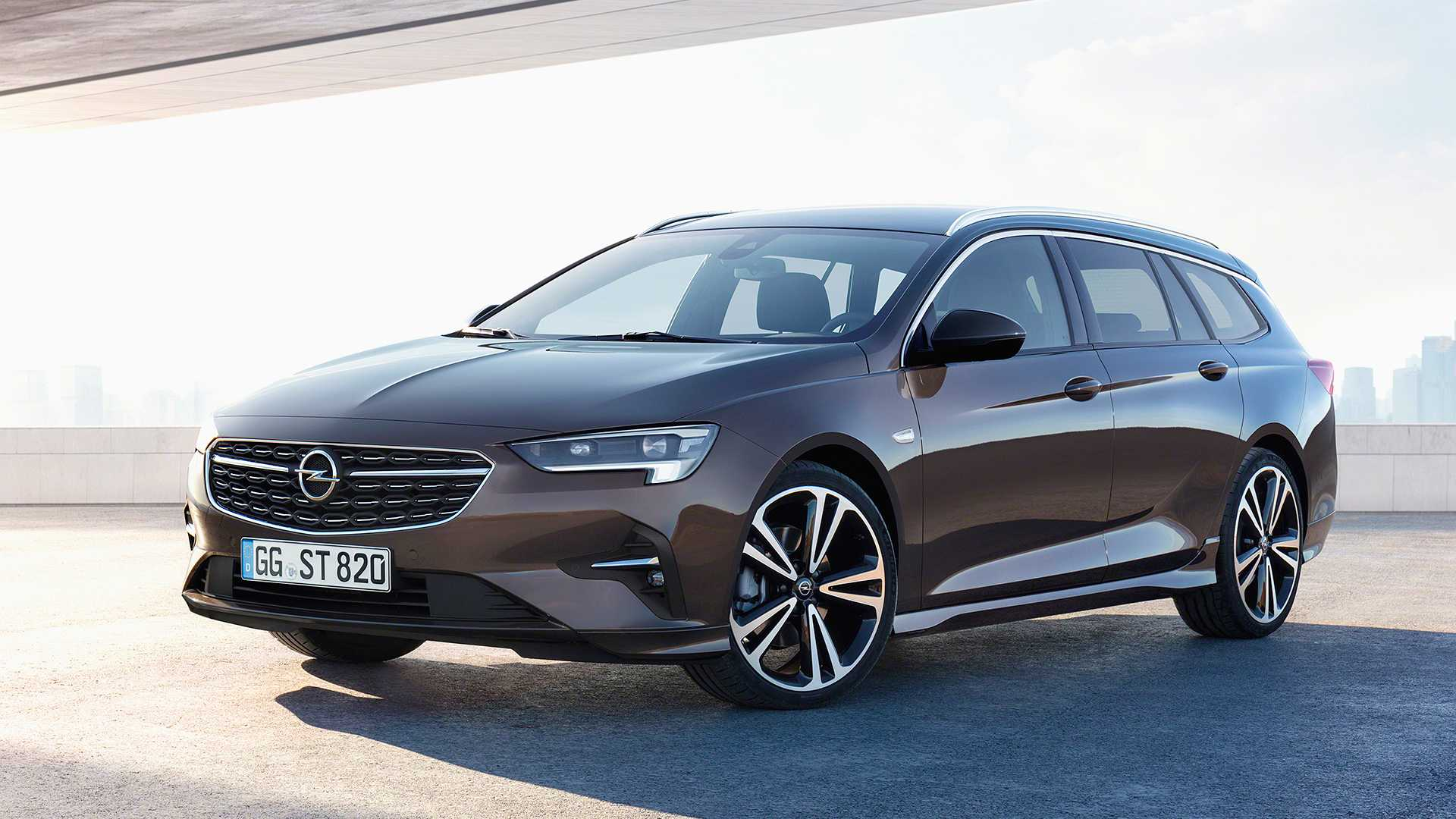2020 Opel Insignia Gets The Mildest Of Facelifts ...