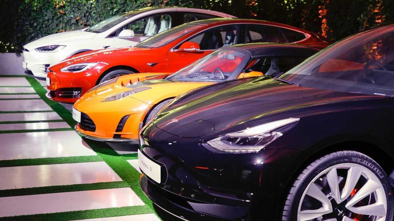 Tesla Model 3 Hong Kong