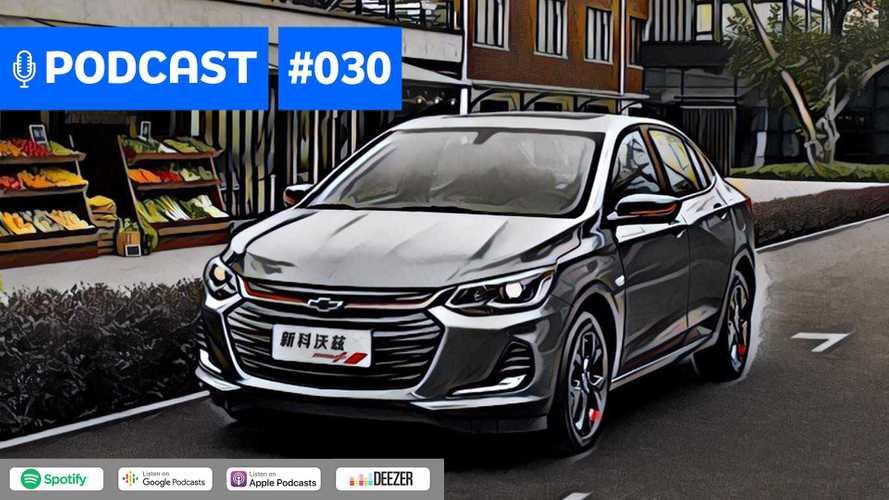 Motor1.com Podcast #30: O que já sabemos sobre os novos Onix e HB20