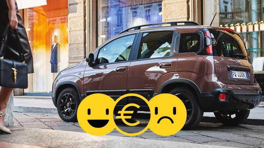 Promozione Fiat Panda Trussardi, perché conviene e perché no