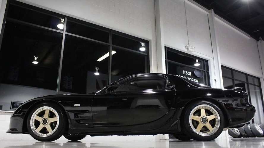For Under $28K, Is This 1993 Mazda Knight Sports FD3S RX-7 Your JDM Dream?