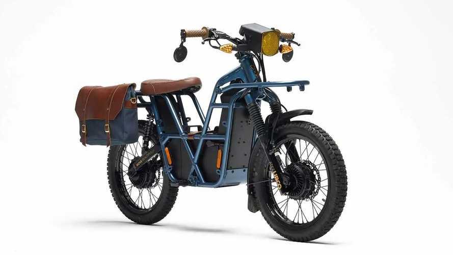 Ubco 2x2 Electric Bikes