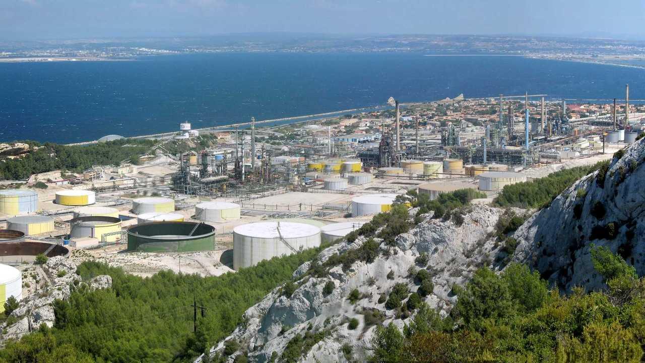 Raffinerie biocarburant Total