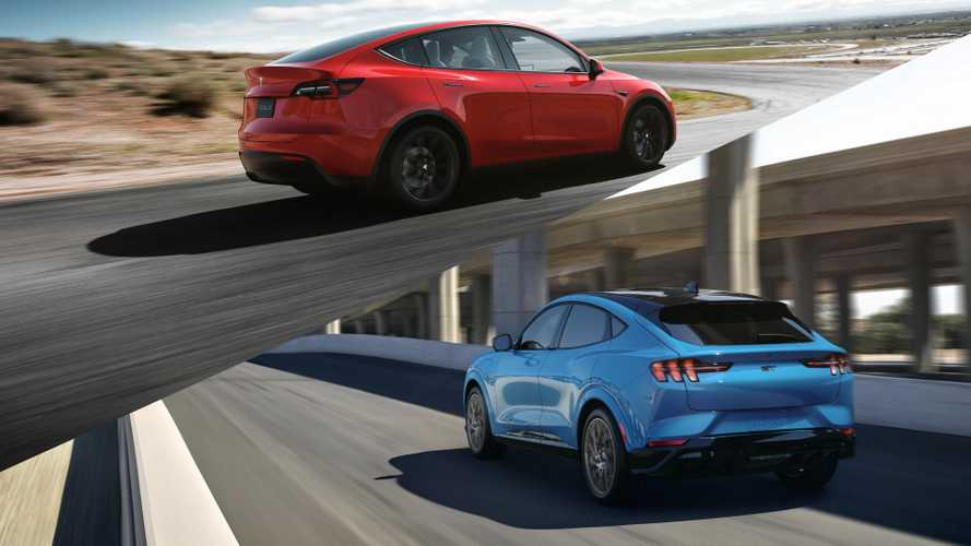 TFLCar Asks, How Does Ford Mustang Mach-E Compare To Tesla Model Y?