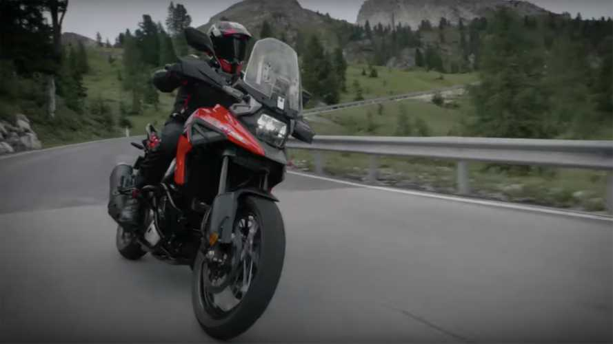 New Suzuki Teaser Confirms A New V-Strom 1000 Is On Its Way