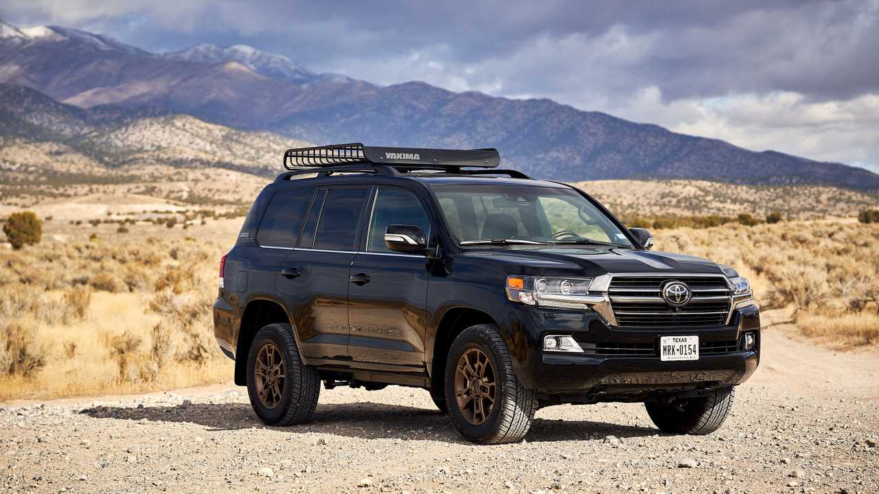 2020 Toyota Land Cruiser Heritage Edition - 4462391