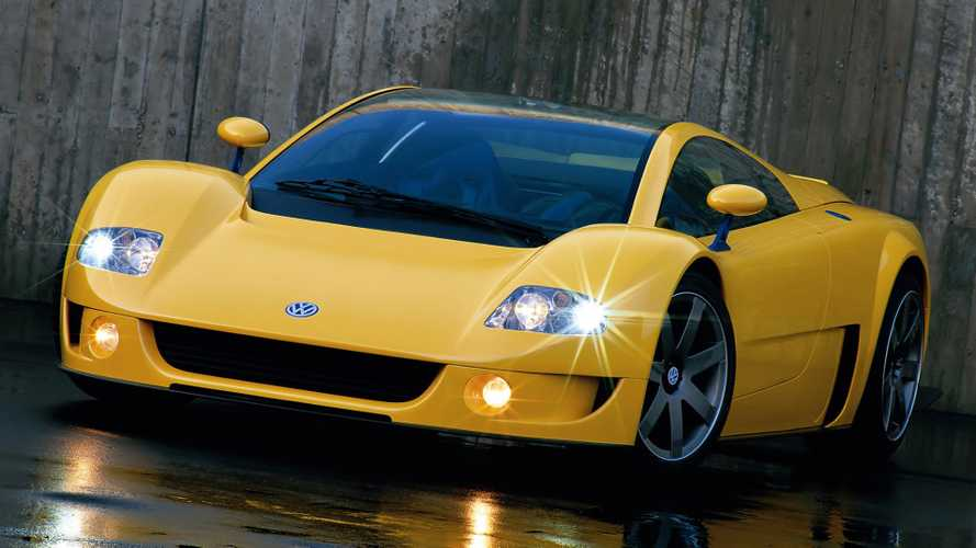 Volkswagen W12 Concept: Supercar Revisited