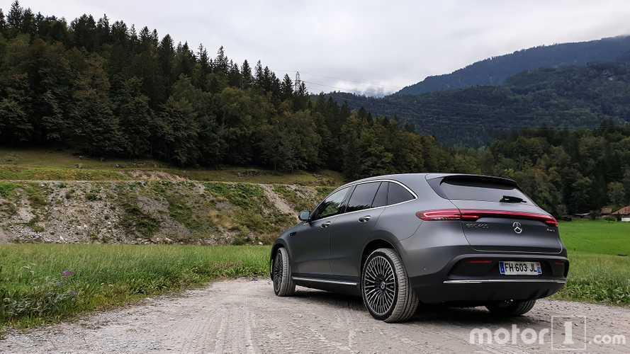 Essai Mercedes-Benz EQC