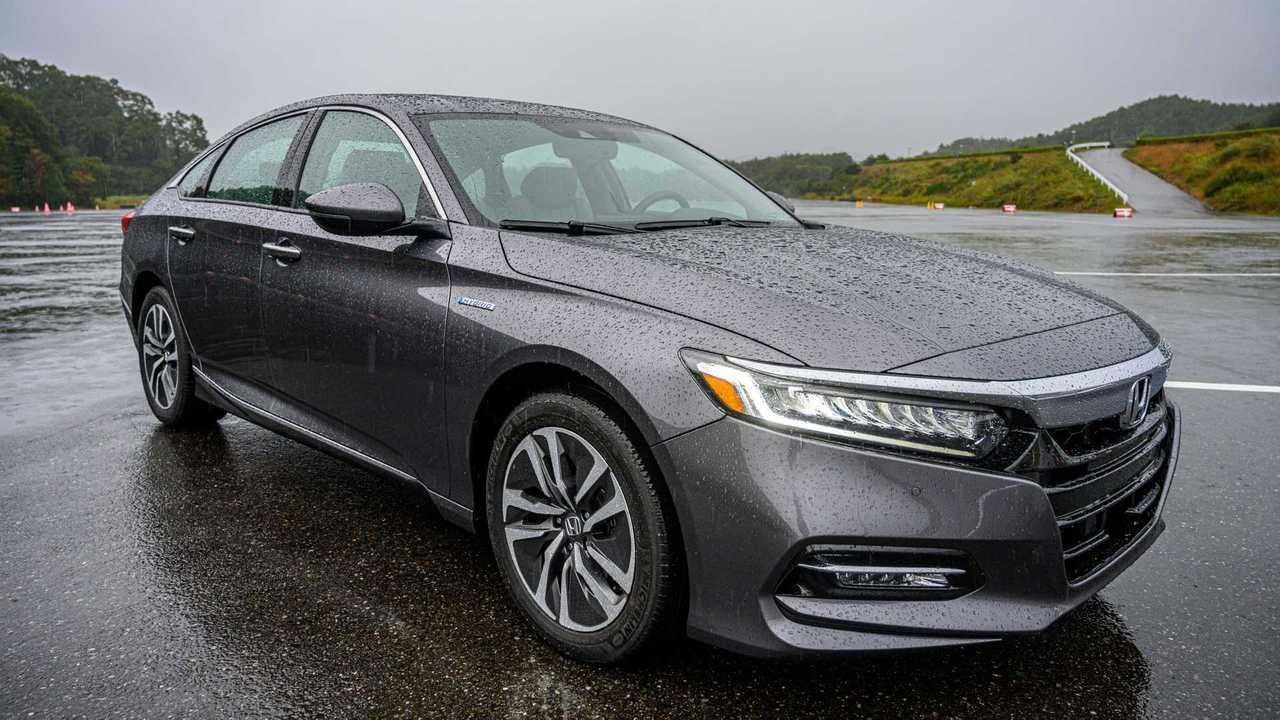 Honda Accord e CR-V Hybrid - Primeiras impressões
