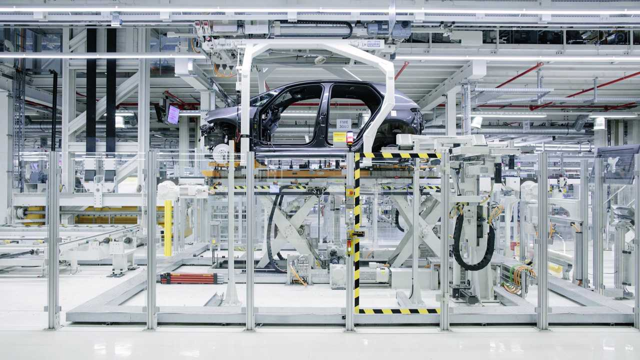 Production of Volkswagen ID.3 at Zwickau plant to start in November 2019