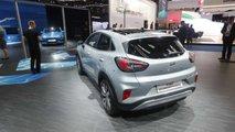 Ford Puma Titanium X al Salone di Francoforte