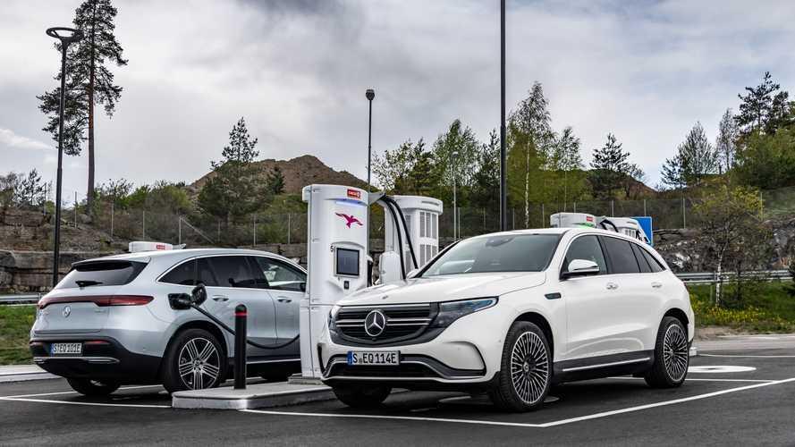 Mercedes-Benz EQC 2019, más que un GLC eléctrico (primera prueba)