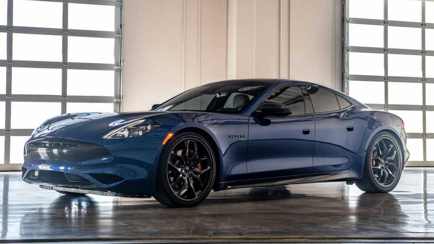 Karma Revero GTS Debuts With More Range, Goes 0-60 In 3.9 Seconds