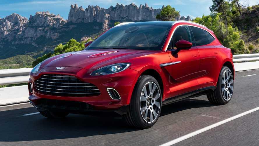 Aston Martin, yılda 4000-5000 arası DBX satacağına inanıyor