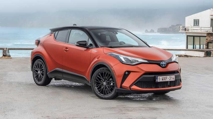 Toyota C-HR restyling, prezzo e data di lancio