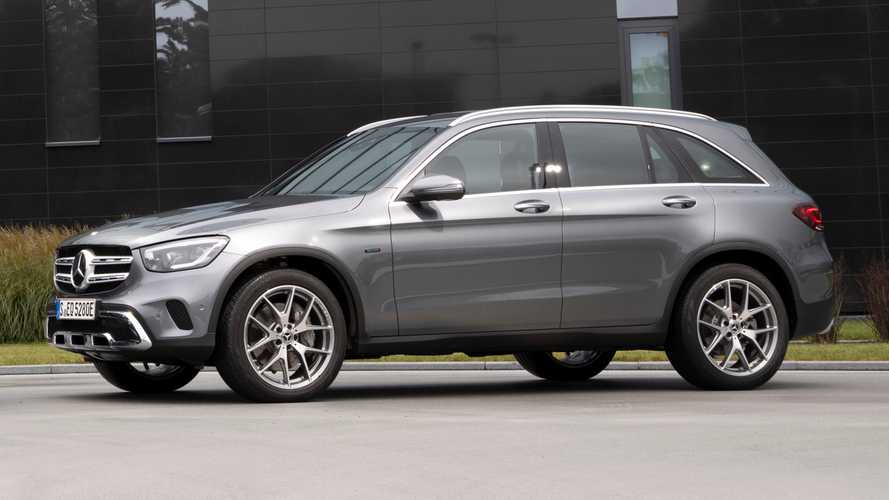 2020 Mercedes GLC 350e Plug-In Hybrid Gets Fresh Look, More Torque