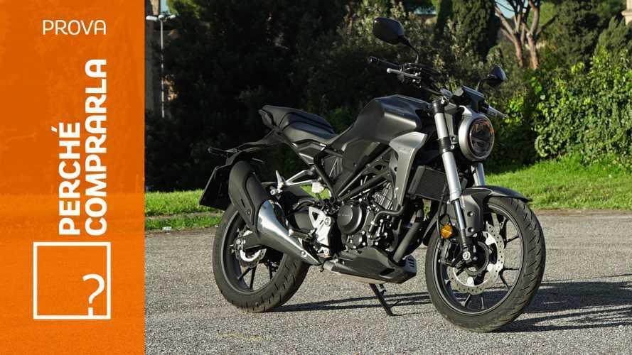 Honda CB300R | Perché comprarla... E perché no