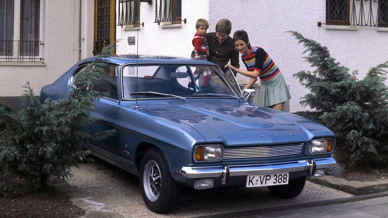 IAA 1969 Rückblick: Ford Capri 2300 GT