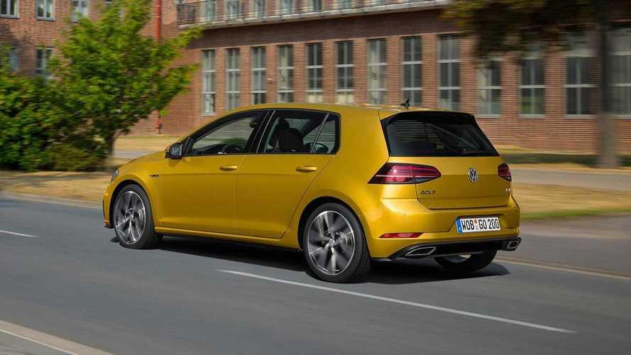 Este Volkswagen Golf esconde un motor V8 y propulsión trasera